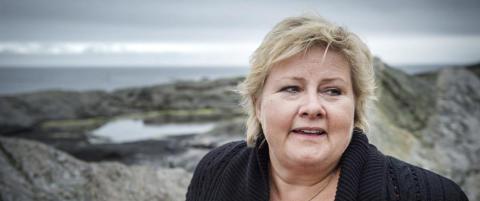 Slik er Ernas kriseplan for nye Norge