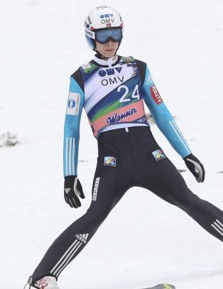 Norge p� tredje plass under sommer�pningen i hopp