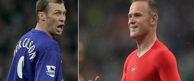 Duncan Ferguson om boksing med Rooney: - Vi gjorde det �n gang - aldri igjen