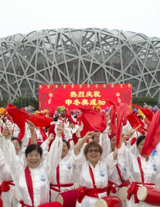 I demokratisk styrte land finnes ikke folkelig legitimitet for noe s� udemokratisk som IOC.