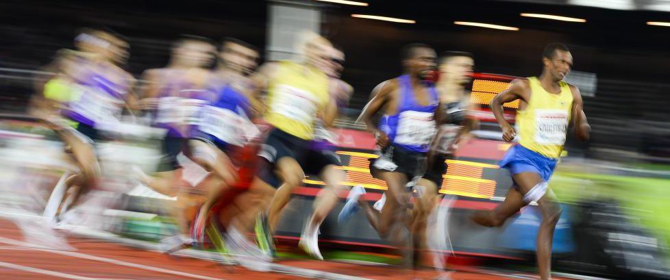 Ny gigantavsl�ring ryster friidretten. Informasjon om  800 tvilsomme pr�ver lekket til pressen