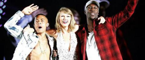 Taylor Swift hyller Nico & Vinz: - Jeg er besatt!!
