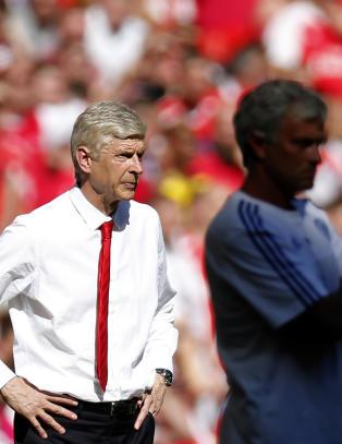 Chamberlains dr�mmescoring s�rget for at Wenger endelig slo Mourinho