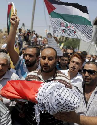 Israel vurderer � fengsle j�diske ekstremister uten dom