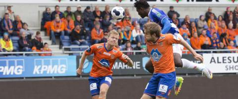 Matland ble Aalesunds helt - �n m�ned etter han ble pepet p� av supporterne