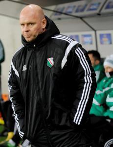 Berg og Legia tok sin tredje strake seier