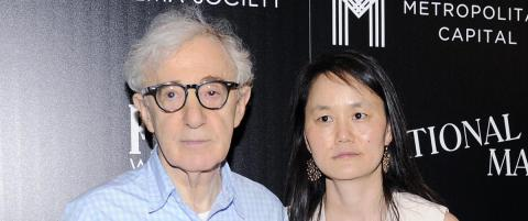 Woody Allen om forholdet til eksens adoptivdatter: - Trodde det bare var en fl�rt