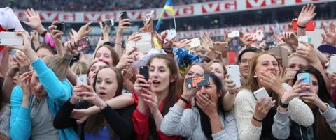 One Direction kan f� ungdommen til � bry seg