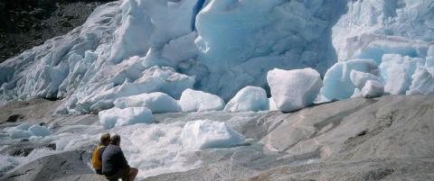 Verdens isbreer smelter raskere enn noen gang