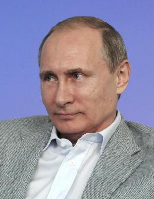 Russland gj�r krav p� Nordpolen