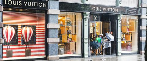 Norgesrekord for Louis Vuitton?