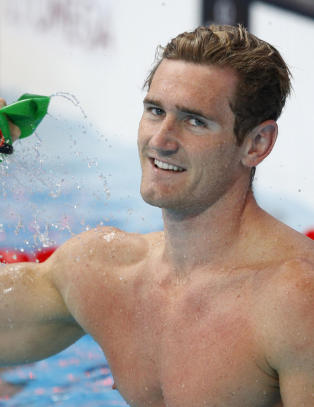 Van der Burgh med ny verdensrekord p� 50 meter bryst