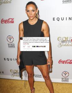 MMA-milj�et tordner  mot �hekkejomfruen� etter Twitter-kommentar