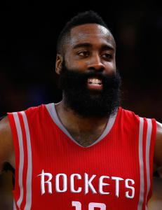 NBA-stjerna James Harden tilbudt 1,7 milliarder kroner for � bytte sko