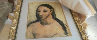 Stoppet Picassos �pikehode� p� Korsika