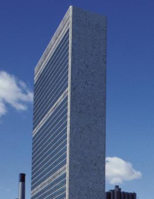 Hvordan jeg reddet livet, men mistet FN-jobben