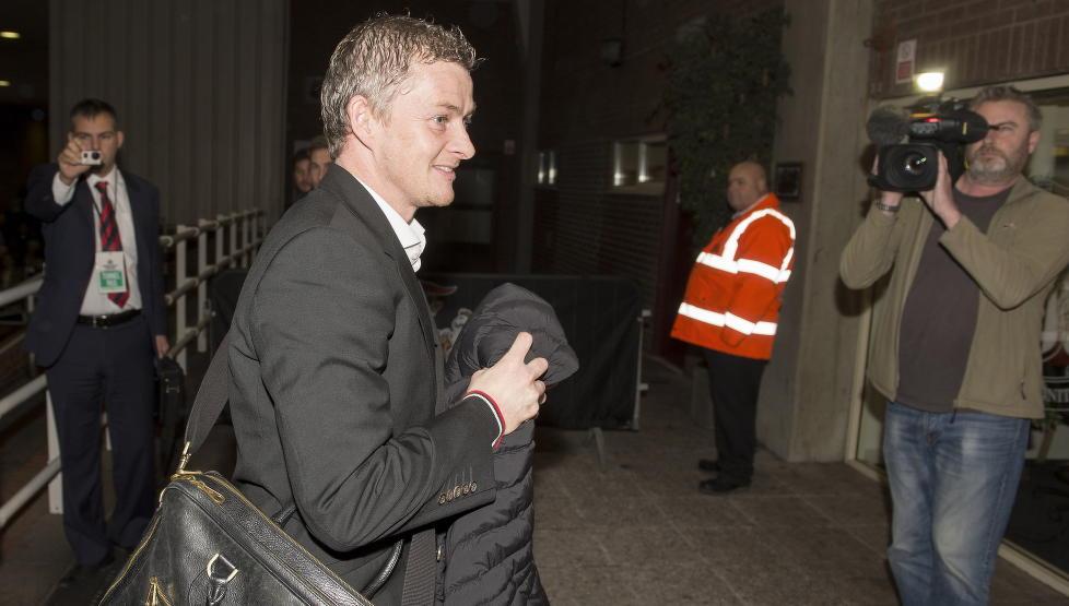 KAN HAVNE I CANADA: Ole Gunnar Solskj�r kan snart v�re tilbake som manager.  Foto: �istein Norum Monsen / DAGBLADET