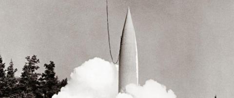 Hitler var tett p� egen atombombe