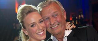 Hallvard Flatland og datter Katarina skal lede tv-program sammen