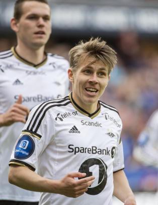 - Riski p� vei til svensk fotball