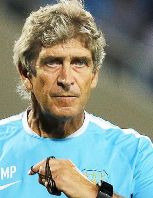 Pellegrini er sikker p� at City vinner Premier League