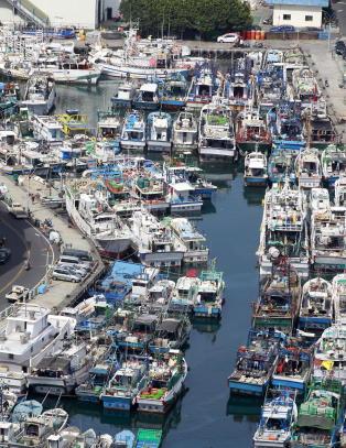 H�ye fjell kan bli redningen n�r monster-tyfonen treffer Taiwan