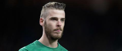 Hevder �sleipe� Real Madrid vil betale de Gea for � bli ut United-kontrakten: Da kan han g� gratis