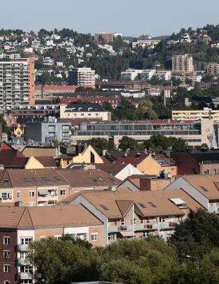 Storsatsing p� kommunale boliger — uten eiendomsskatt