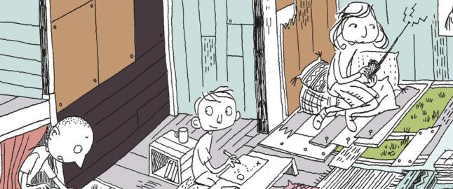 Anmeldelse: Superduo med ny barnebok