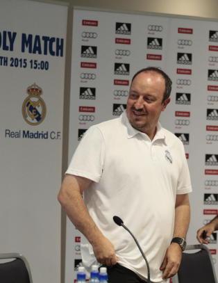 Benitez til den norske Real-fansen: - Sorry!