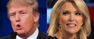 - Du så at det kom blod ut av hennes «whereever», sa Donald Trump under presidentkandidat-debatten. Da begynte bråket.