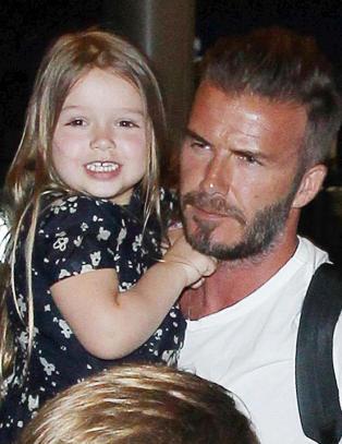 Beckham rasende: �Du har ingen rett til � kritisere meg som far�