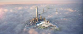Dubai planlegger nytt gigantprosjekt som setter fem verdensrekorder i samme slengen