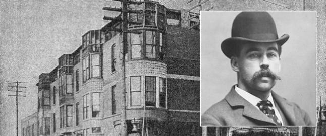 HH Holmes lurte folk til � sjekke inn p� hotell. Var egentlig et �drapsslott�, og ingen vet hvor mange som forsvant