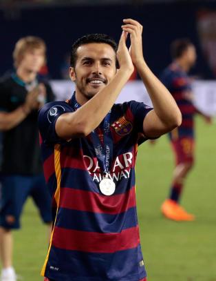 Skal ha bedt om � f� forlate Barca. S� ble han den store helten i finaledramet