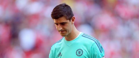 Chelsea m� greie seg uten Courtois mot Manchester City