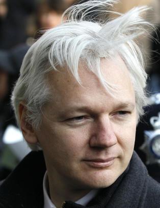 Julian Assange slipper fri fra overgrepsanklagene