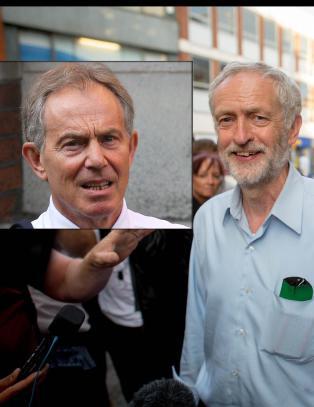 - Labour er i st�rre fare i dag enn noen gang i l�pet av de over 100 �ra partiet har eksistert