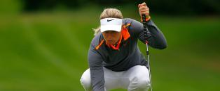 Pettersen misset cuten i LPGA-touren