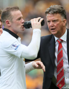 Van Gaal sl�r tilbake etter Rooney-kritikken: - Utrolig at dere tviler p� deres egne meninger