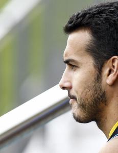 Pedro n�rmer seg Manchester United