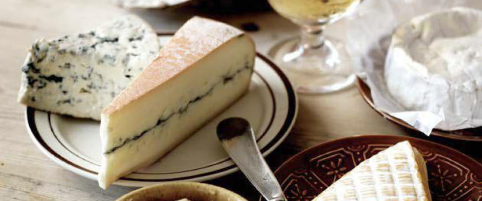 Slik setter du sammen det perfekte ostefatet