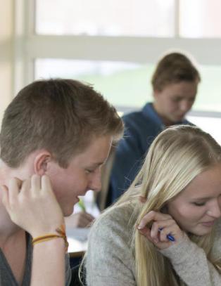 Det er H�yre som st�r for de radikale eksperimentene med Osloskolen