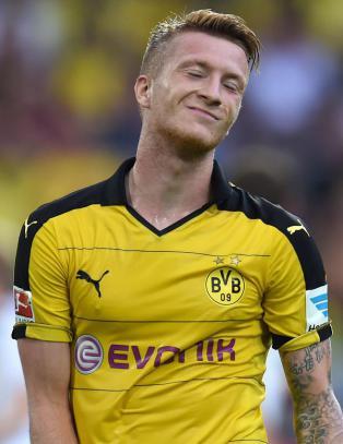 Dortmunds st�rste stjerne dropper Norge-tur p� grunn av kunstgressfrykt