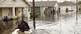 Orkanen Katrina tok 1833 liv. Ti �r etter har 20 000 unge flyttet til New Orleans