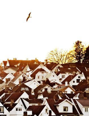 Salgspresset �ker kraftig i Stavanger