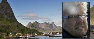 �sted Lofoten: Barn innesperret i kister og lik frosset ned i blodr�d is