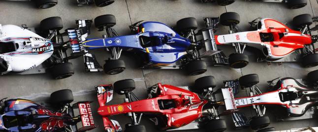 Ny regel i Formel 1: - Det kan bli katastrofalt