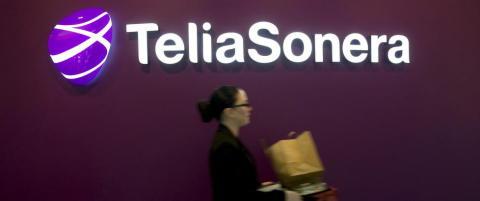 TeliaSonera kutter 100 ansatte i Norge