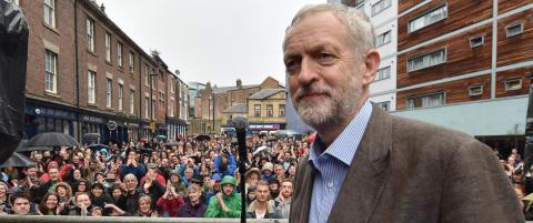 Vil be om unnskyldning til det britiske folk for Labours bedrag under Irak-krigen